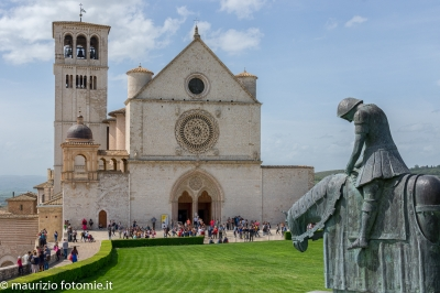 Assisi simbolo cristianità San Francesco