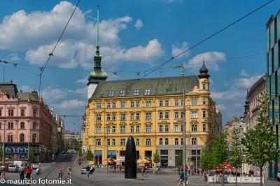 Brno Repubblica Ceca