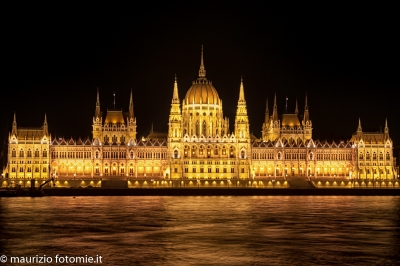 Budapest, il Parlamento Budapest