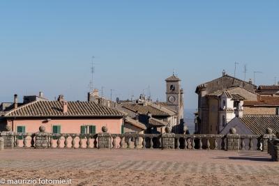 Caprarola Palazzo Farnese affreschi