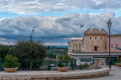 Conversano provincia di Bari Castello Conversano Torre