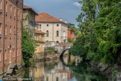 Portogruaro i canali