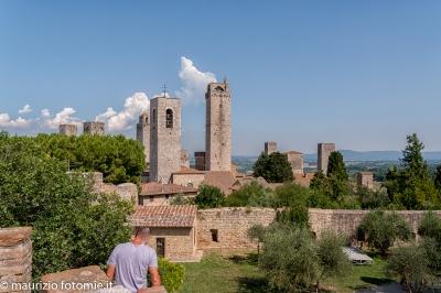 San Giminiano, le torri di San Giminiano