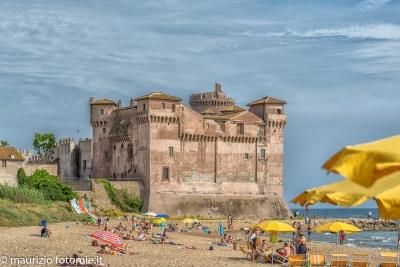 Santa Severa Castello e spiaggia