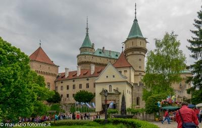 Castello di Bojnice Slovacchia