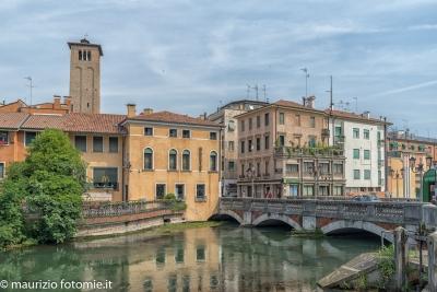 Treviso cittadina veneta