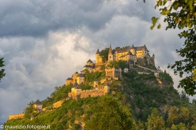 Castello di Hochosterwitz Austria Carinzia
