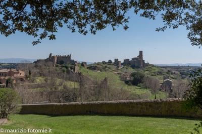 Tuscania città Etrusca città del Lazio
